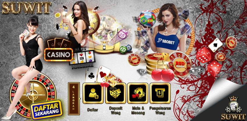 Suwit - Bandar Permainan Casino Online